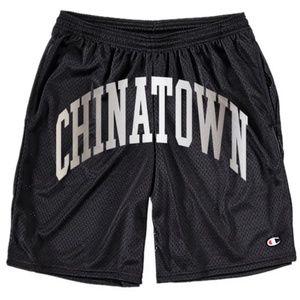 Chinatown Market 3m Mesh Shorts Xxlg